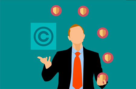 版权登记素材图