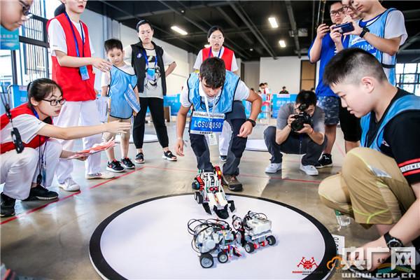 广州市企业注册2019RoboRAVE国际教育机器人大会广州从化开赛