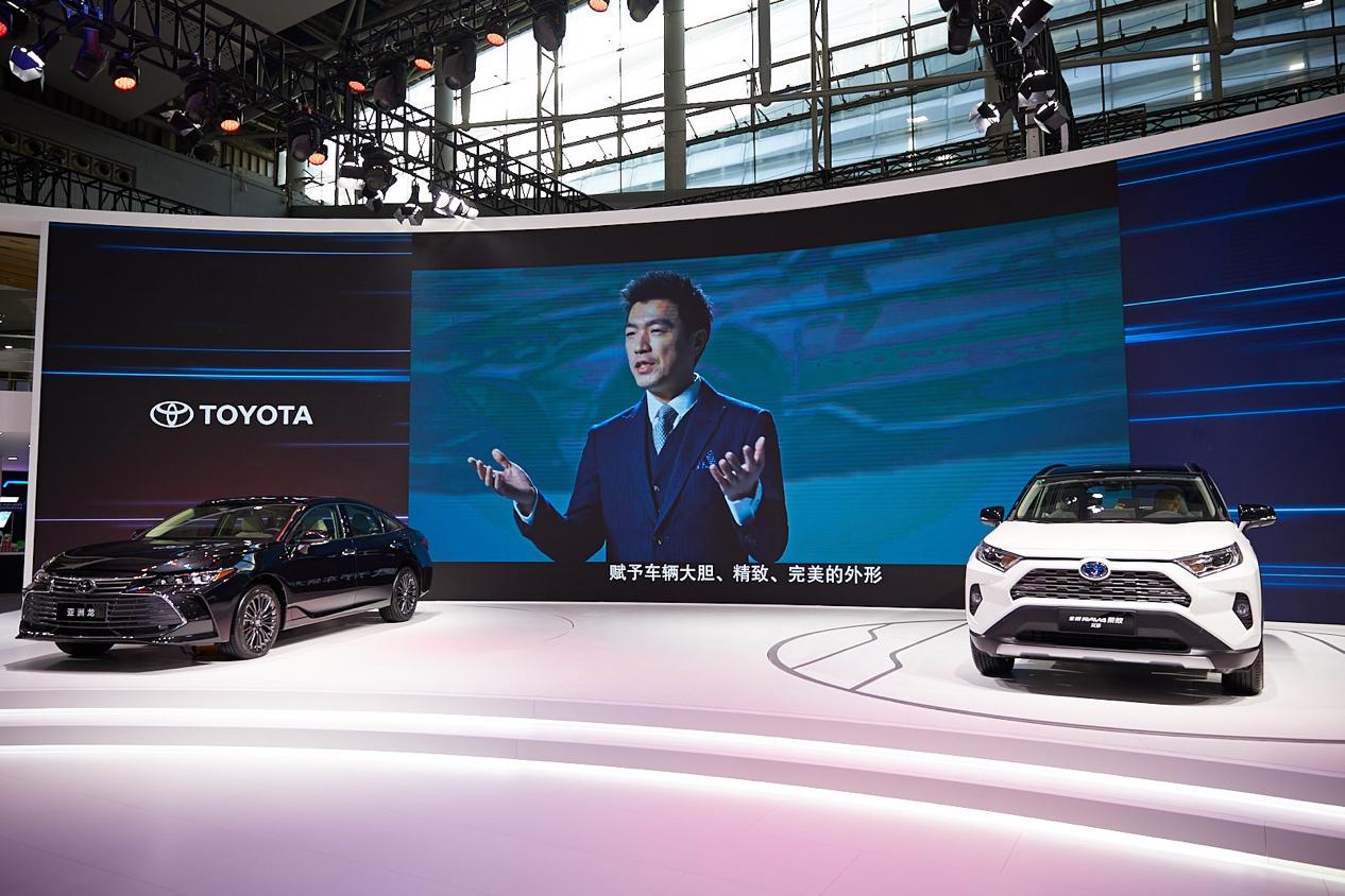 注册广州市公司产品+服务双出击 一汽丰田闪亮广州车展
